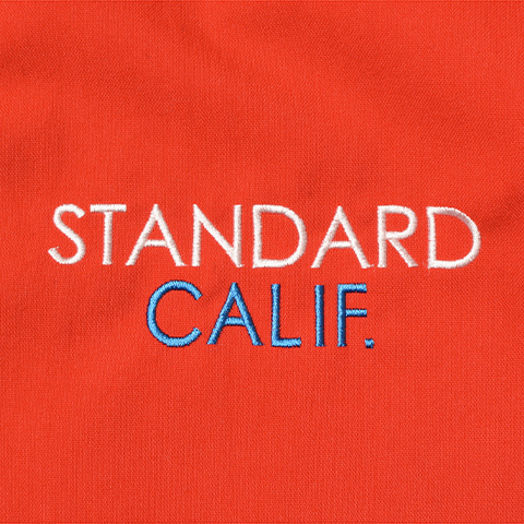 【DELIVERY】 STANDARD CALIFORNIA - Reversible Coach Jacket_a0076701_17464891.jpg