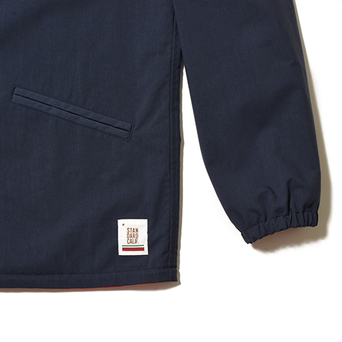 【DELIVERY】 STANDARD CALIFORNIA - Reversible Coach Jacket_a0076701_17470669.jpg