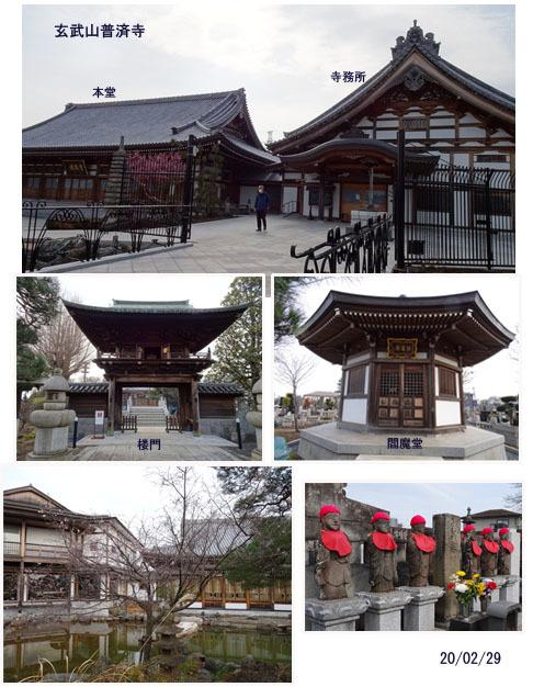 根川緑道をウォーキングし、国宝のあるお寺へ_c0051105_23415335.jpg
