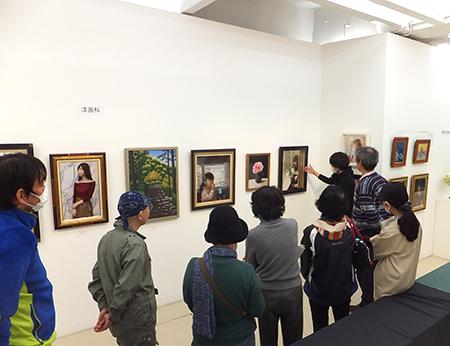 第16回アートマスターズスクール展レポート_b0107314_14464152.jpg