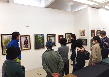 第16回アートマスターズスクール展レポート_b0107314_14482104.jpg