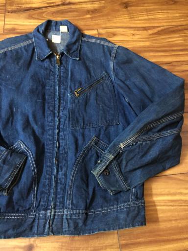 アメリカ仕入れ情報#18 70s Lee 91-B Denim Jacket!_c0144020_14475196.jpg