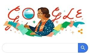 インドネシアの作家・Nh. Dini さん(1936-2018)@Google doodle 2/29_a0054926_11364349.jpg