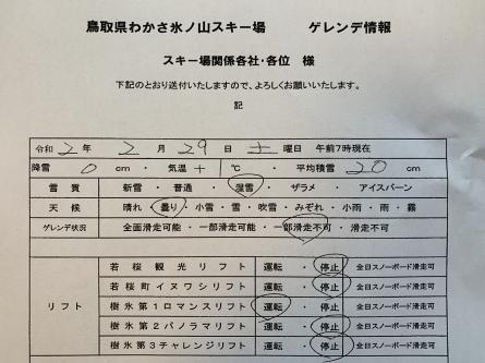 2月29日(土)ゲレンデ情報!_f0101226_07091396.jpeg