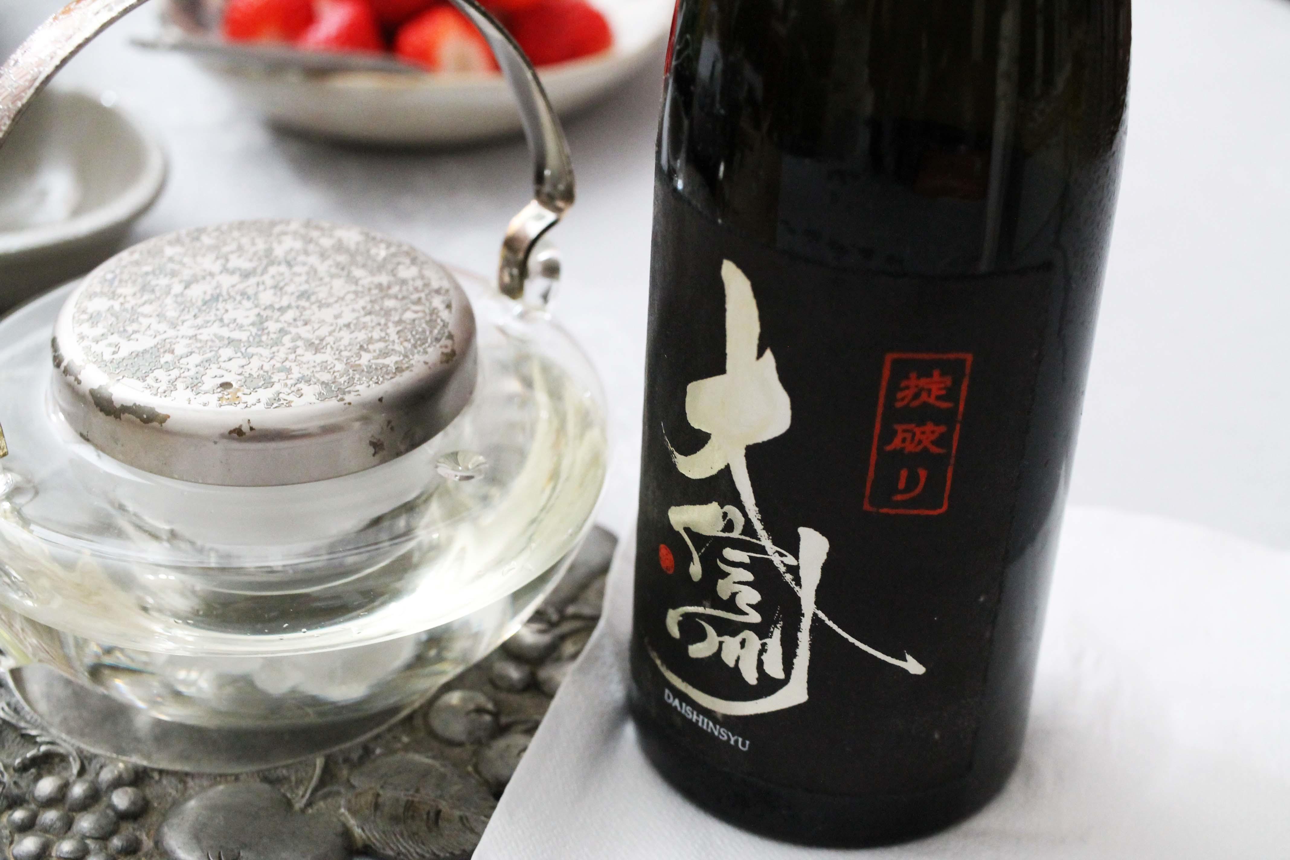 あさりと豆腐と春菊のお鍋_d0377645_22331036.jpg