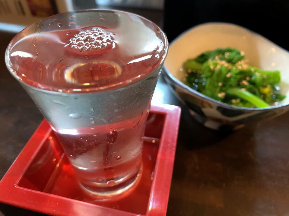 鶴橋の居酒屋「なべいち」_e0173645_20592329.jpg