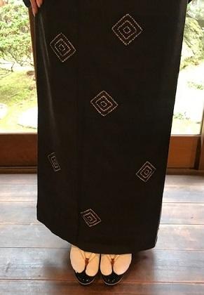 新年会・三枡文の着物に龍の帯・道明帯締のお客様。_f0181251_15013670.jpg