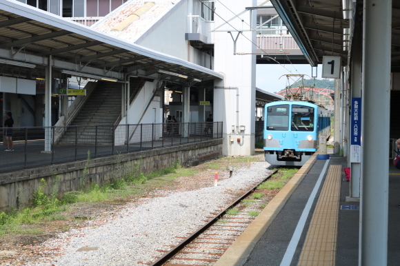 近江鉄道で行きました 聖地_c0001670_10585416.jpg