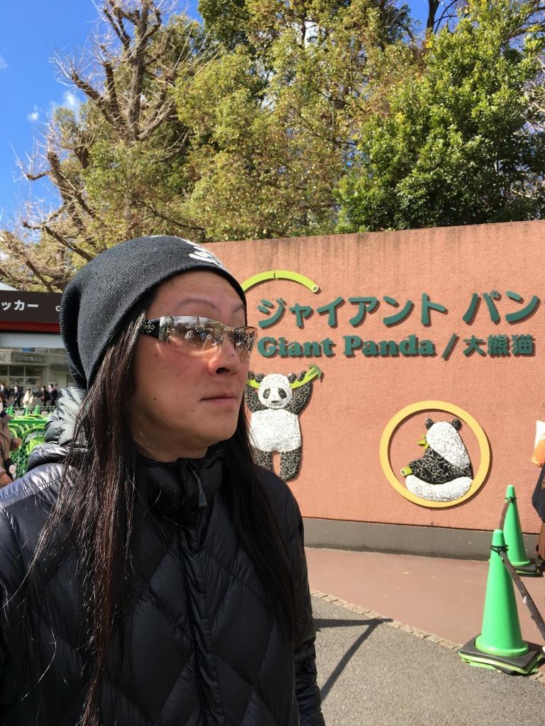 【上野動物園 2/27】新コロ外出自粛がなんだ、空いてる都心が見たい!浅草泊まり掛け 8_d0061678_12254971.jpg