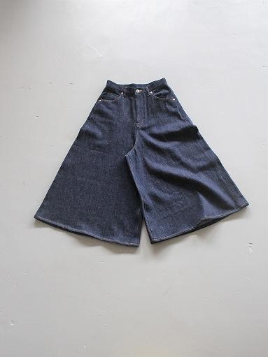 NEEDLES Divided Jean Skirt - 15oz Loose Denim _b0139281_1329899.jpg