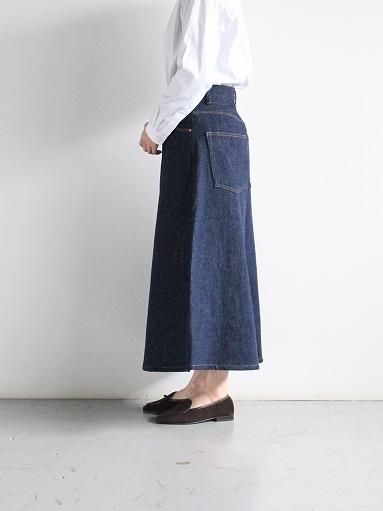 NEEDLES Divided Jean Skirt - 15oz Loose Denim _b0139281_1331296.jpg