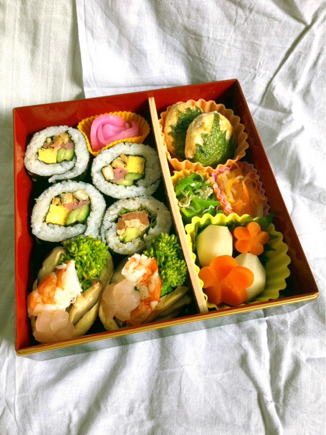 Saturday Lunch box_b0376788_15362640.jpg