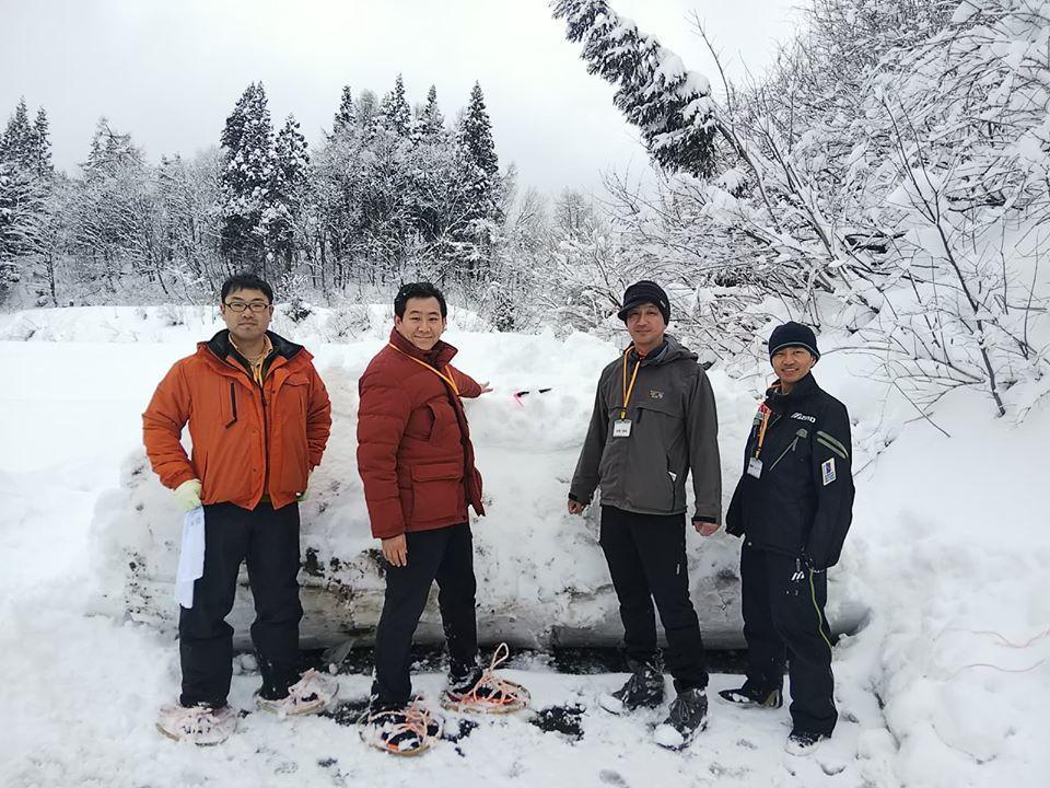 雪国ボランティア_c0092197_15320329.jpg