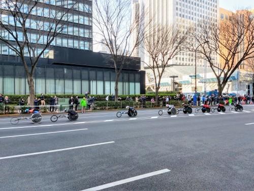 今年の東京マラソン_a0057402_09463913.jpg