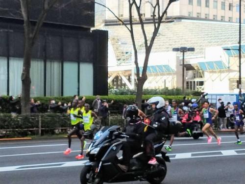今年の東京マラソン_a0057402_09472009.jpg