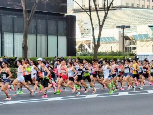 今年の東京マラソン_a0057402_09481650.jpg
