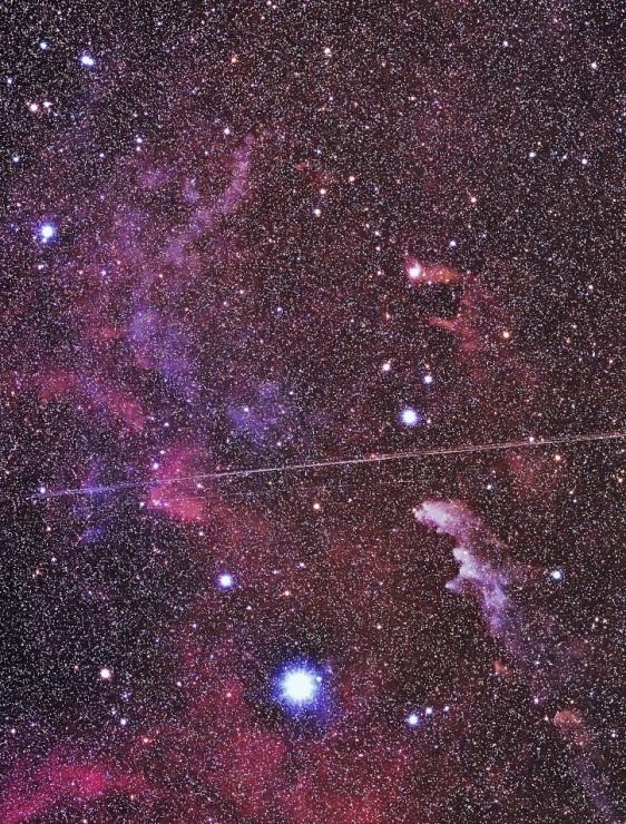 リゲルを巡る星雲群の再処理_e0344621_17224555.jpg