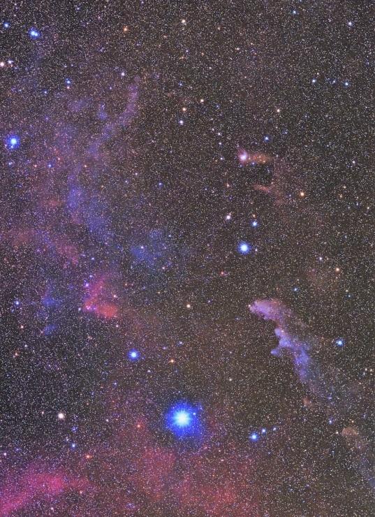 リゲルを巡る星雲群の再処理_e0344621_17231153.jpg