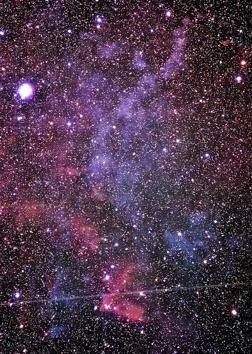 リゲルを巡る星雲群の再処理_e0344621_17232744.jpg