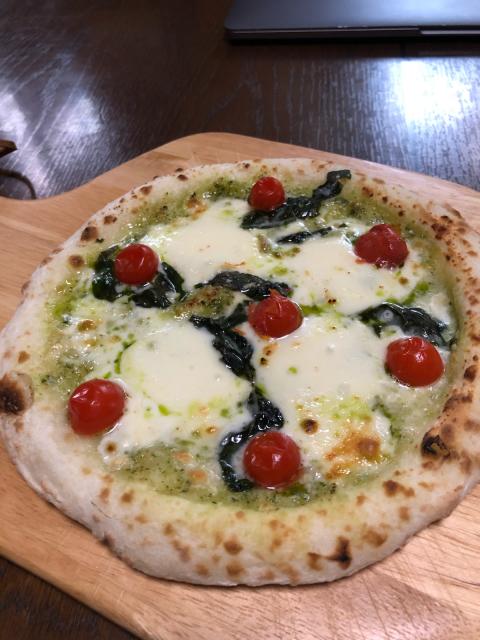 森山ナポリのピザ。_e0048332_13260832.jpg