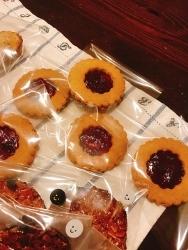 バレンタインのお菓子作り_a0059035_21120453.jpg