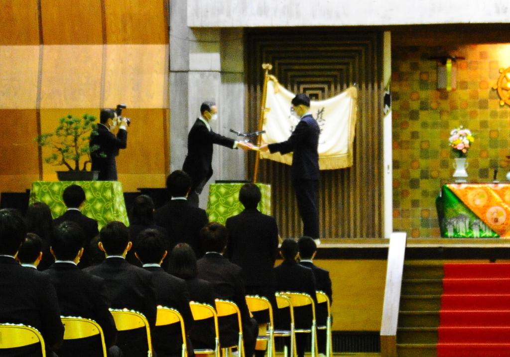 第60回卒業証書授与式&卒部式_c0095835_17063262.jpg