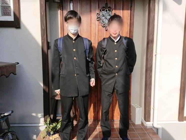 駿、卒業おめでとう_b0302036_23565679.jpg