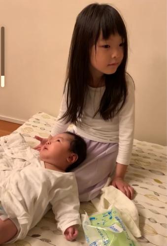 大谷浩一です。長男の斗唯が誕生して2ヶ月が過ぎいろいろな表情が見られるようになりました。_a0111845_22505306.jpg