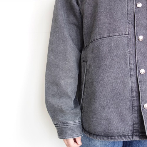 THE NORTH FACE PURPLE LABEL : Denim Field Jacket_a0234452_14384864.jpg