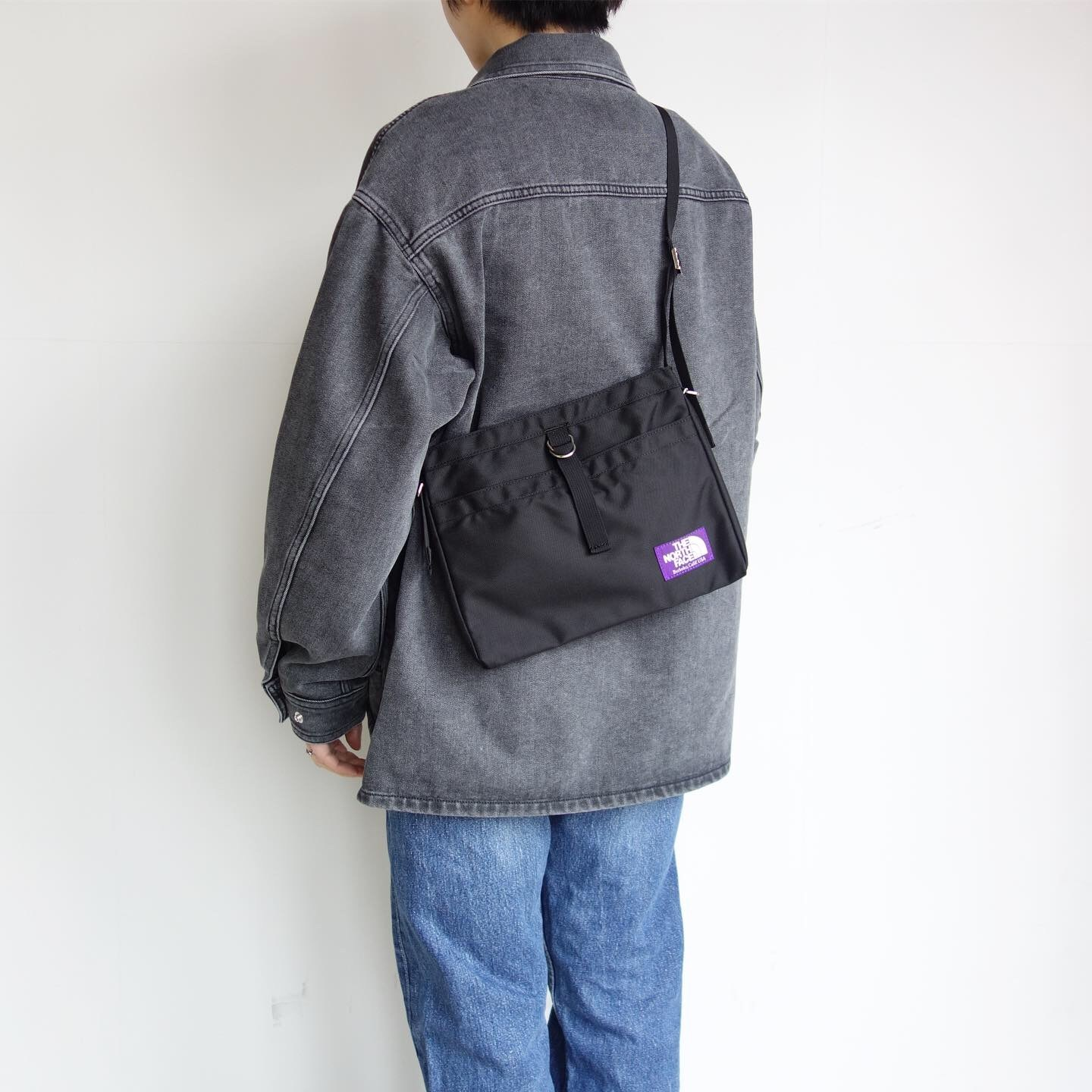 THE NORTH FACE PURPLE LABEL : Small Shoulder Bag_a0234452_15575458.jpg