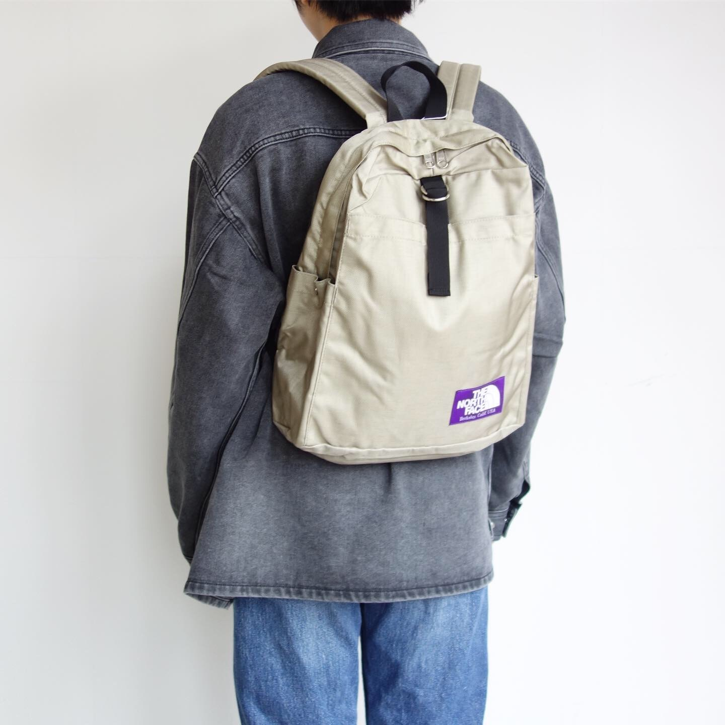 THE NORTH FACE PURPLE LABEL : Book Rac Pack M_a0234452_16104902.jpg