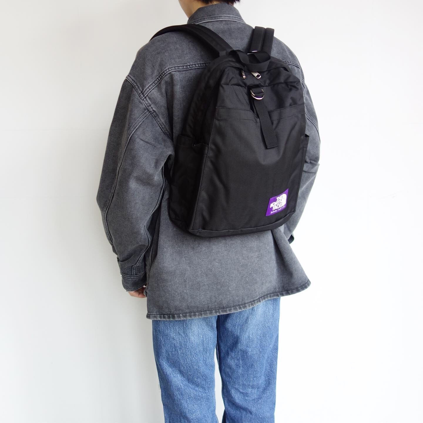 THE NORTH FACE PURPLE LABEL : Book Rac Pack M_a0234452_16105352.jpg