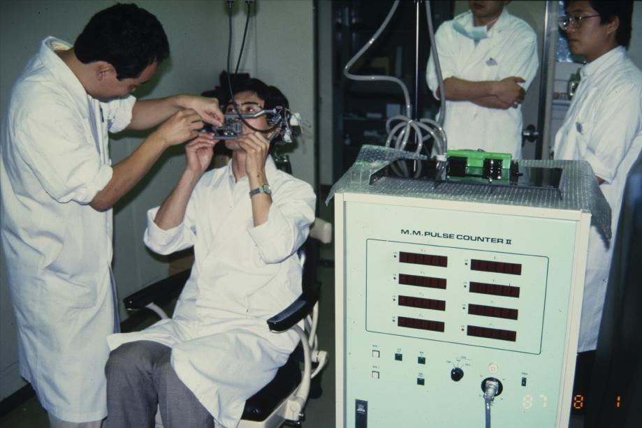 徳島大・坂東教室/1987.8.1_f0103459_13022940.jpg