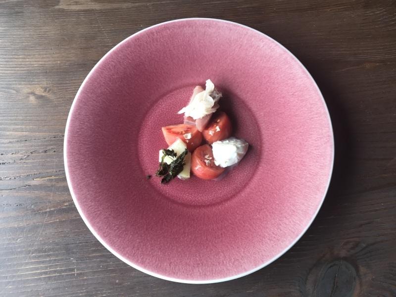 3月の料理「高知産・池トマト」_d0177560_20374330.jpeg