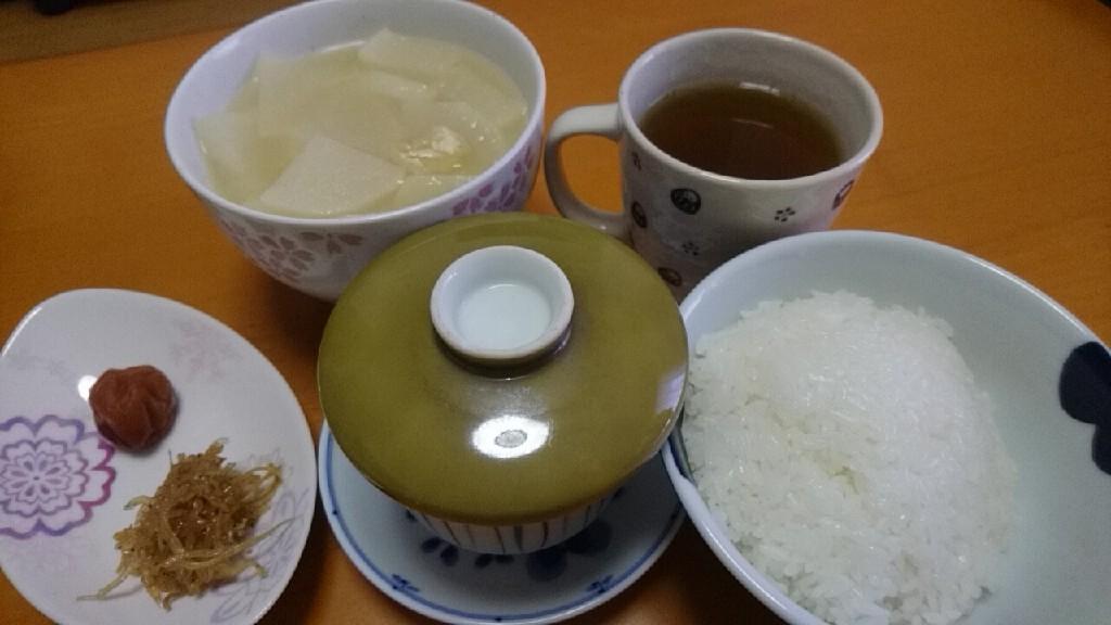茶碗蒸し作り、朝食に_b0106766_15552964.jpg