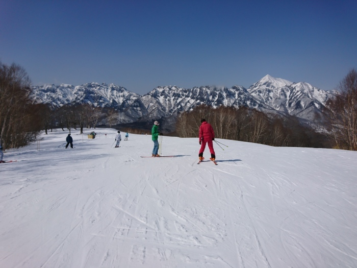 3月1日   戸隠スキー場_f0223068_19135247.jpg