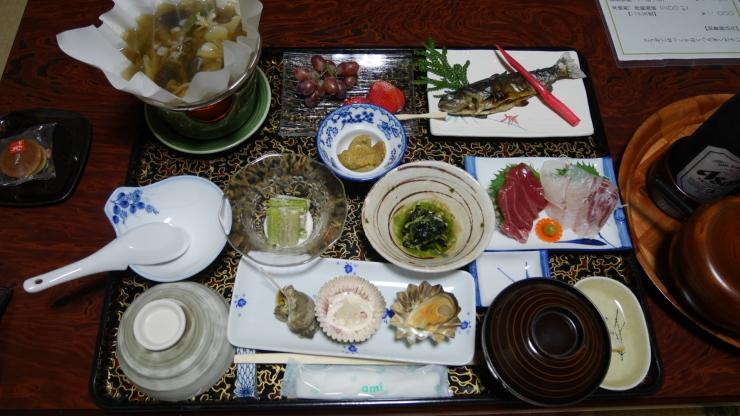 カモシカ女将の名物旅館―薬研温泉・薬研荘_a0385880_18121559.jpg