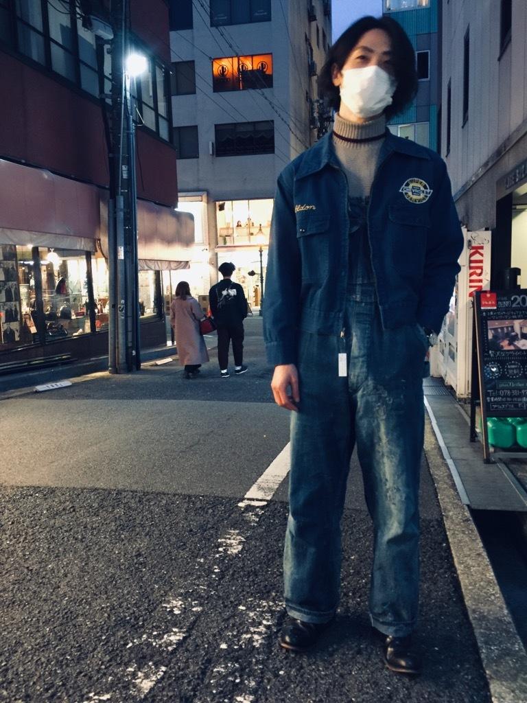 マグネッツ神戸店 3/4(水)Vintage入荷! #4 Real Work Item!!!_c0078587_19344473.jpg