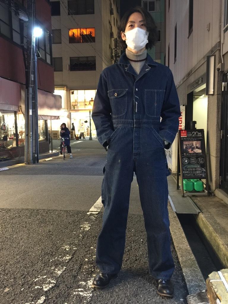マグネッツ神戸店 3/4(水)Vintage入荷! #5 Denim Item!!!_c0078587_19372170.jpg