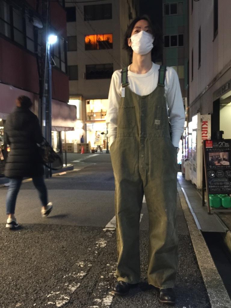 マグネッツ神戸店 3/4(水)Vintage入荷! #4 Real Work Item!!!_c0078587_19372174.jpg