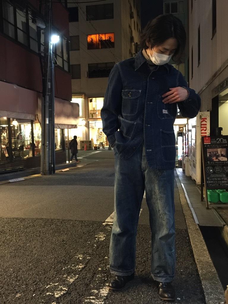 マグネッツ神戸店 3/4(水)Vintage入荷! #5 Denim Item!!!_c0078587_19400004.jpg