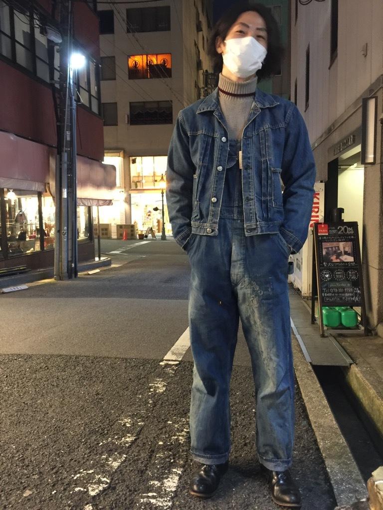 マグネッツ神戸店 3/4(水)Vintage入荷! #5 Denim Item!!!_c0078587_19400049.jpg