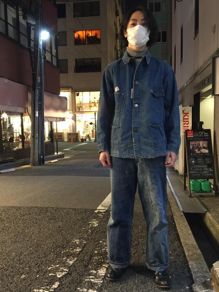 マグネッツ神戸店 3/4(水)Vintage入荷! #5 Denim Item!!!_c0078587_19400152.jpg