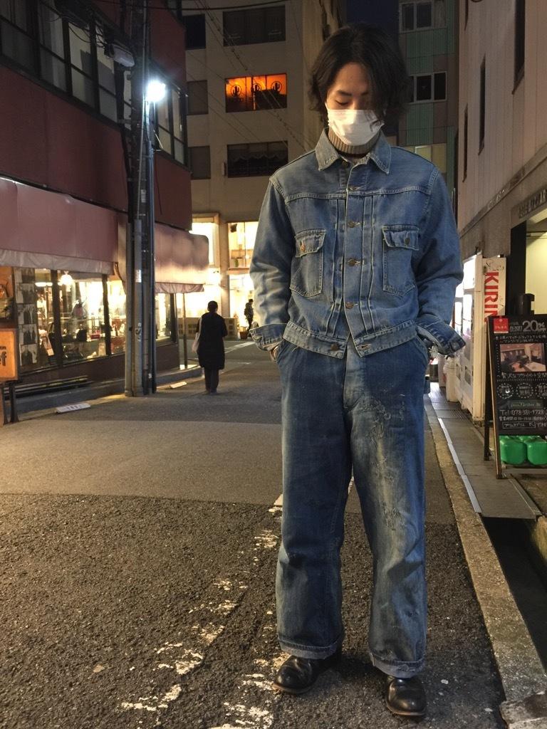 マグネッツ神戸店 3/4(水)Vintage入荷! #5 Denim Item!!!_c0078587_19400255.jpg