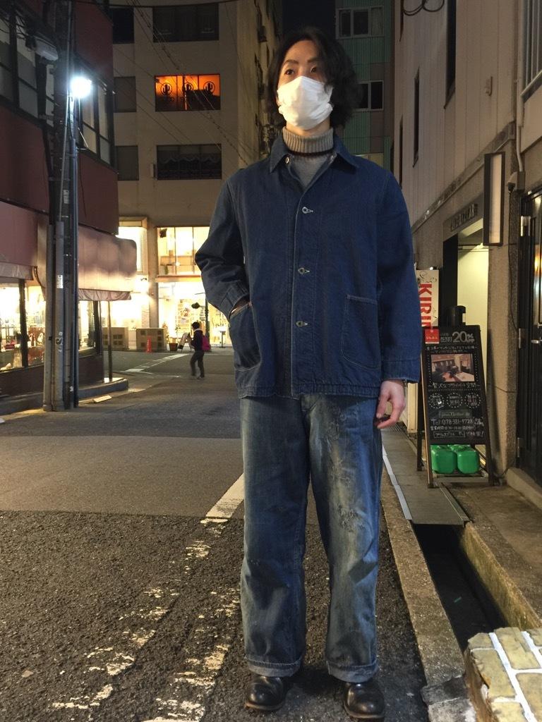 マグネッツ神戸店 3/4(水)Vintage入荷! #5 Denim Item!!!_c0078587_19422135.jpg