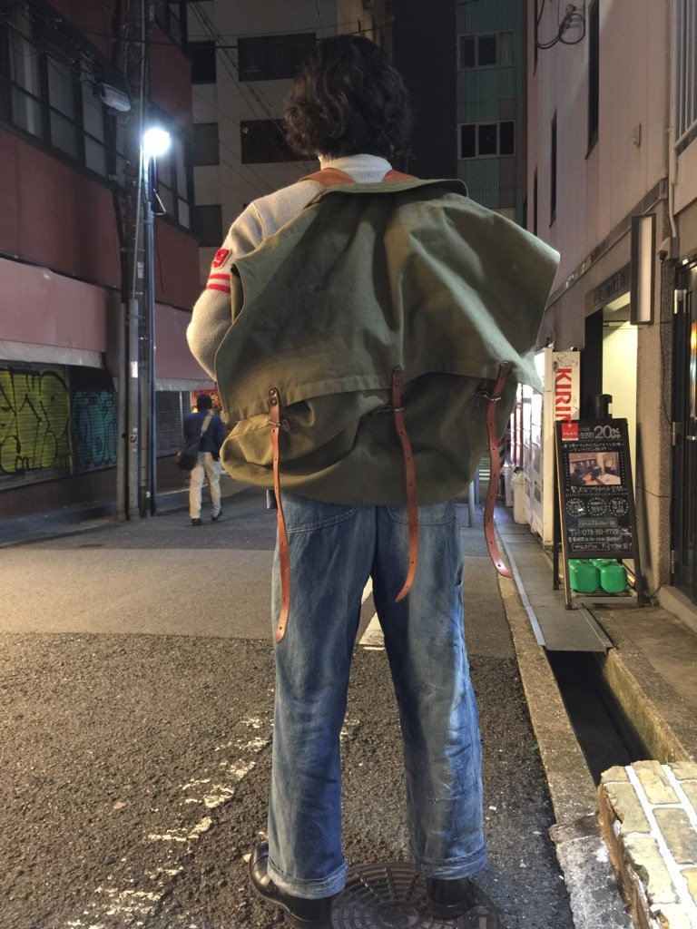 マグネッツ神戸店 3/4(水)Vintage入荷! #4 Real Work Item!!!_c0078587_20110540.jpg