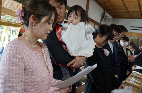 滞りなく記念婚式終える(2)_b0145296_17190804.jpg