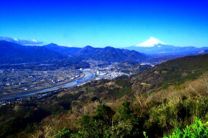 令和2年2月の富士 (23) 足柄平野の富士_e0344396_16352485.jpg
