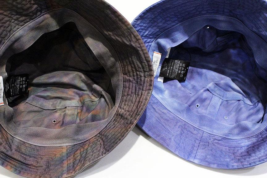 "INFIELDER DESIGN (インフィールダーデザイン) \"" Tie Dye2 Hat \""_b0122806_13303329.jpg"