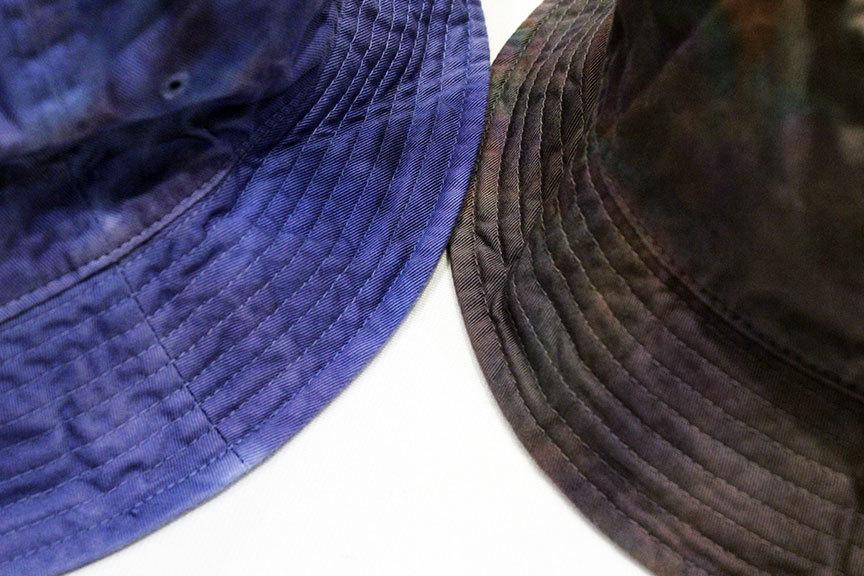 "INFIELDER DESIGN (インフィールダーデザイン) \"" Tie Dye2 Hat \""_b0122806_13304663.jpg"